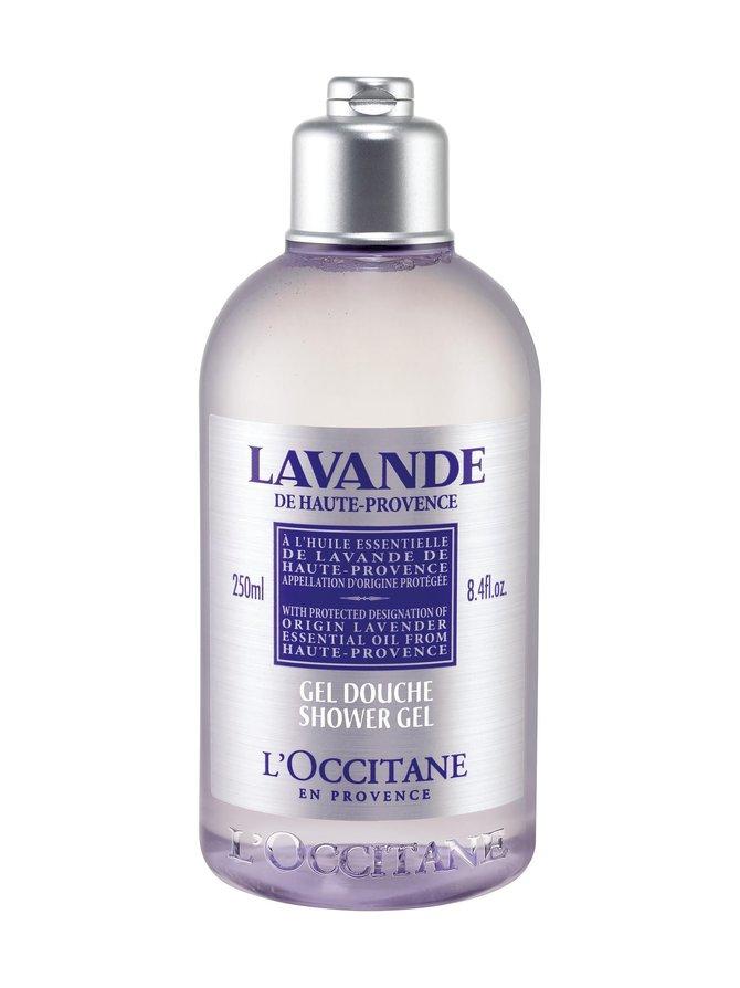 Lavender Shower Gel -suihkugeeli 250 ml