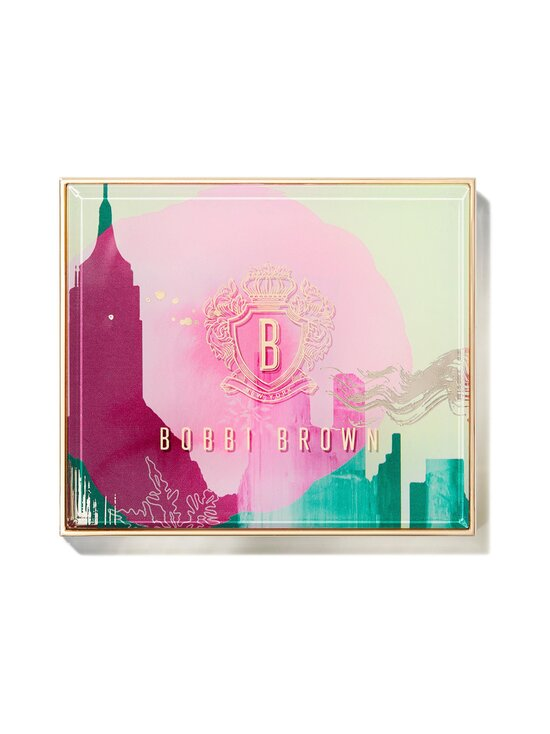 Bobbi Brown - Luxe Eyeshadow Quad -luomiväripaletti - PINK CHAMPAGNE CITY | Stockmann - photo 1
