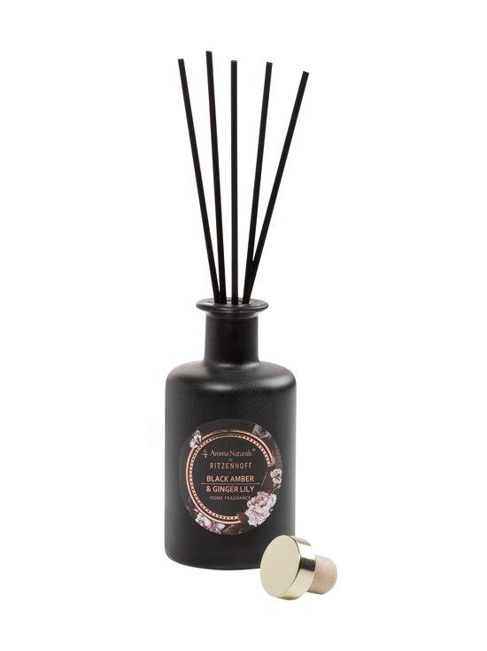 Ritzenhoff - Noir Black Amber & Ginger Lily -huonetuoksu 200 ml - MUSTA | Stockmann - photo 1