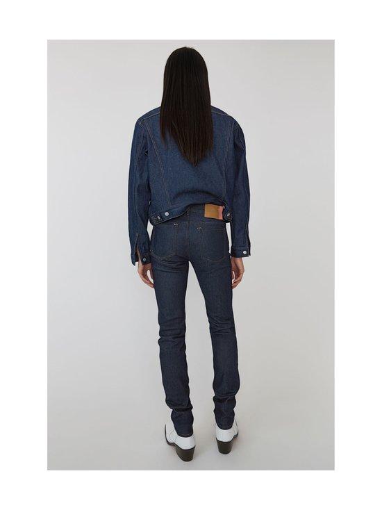 Acne Studios - North Indigo Mid-rise Skinny Jeans -farkut - NORTH INDIGO | Stockmann - photo 5
