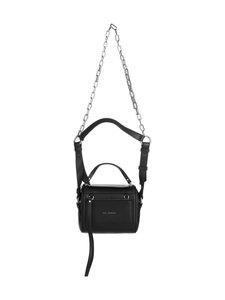 Karl Lagerfeld - K/Edge Cube Crossbody -nahkalaukku - A999 BLACK   Stockmann
