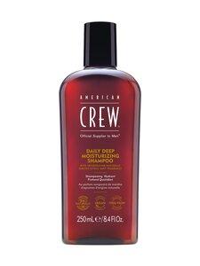 American Crew - Daily Deep Moisturizing -shampoo 250 ml | Stockmann
