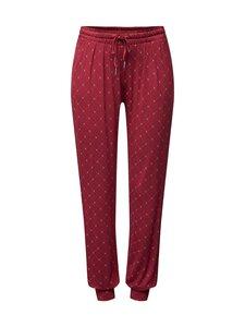 Esprit - Pyjamahousut - 610 DARK RED   Stockmann