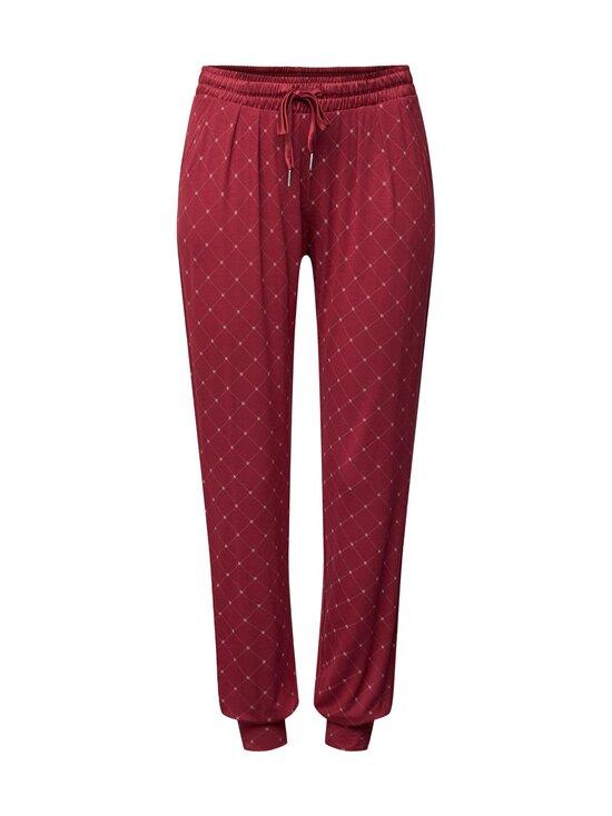 Esprit - Pyjamahousut - 610 DARK RED | Stockmann - photo 1