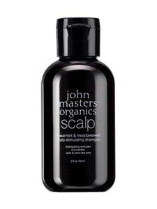 John Masters Organics - Spearmint & Meadowsweet Shampoo 60 ml | Stockmann