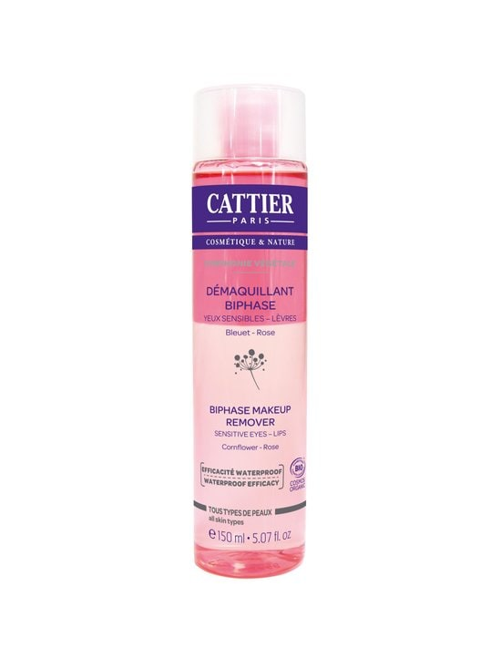 Cattier Paris - Symphonie Végétale Biphase Makeup Remover -meikinpoistoaine 150 ml - NOCOL | Stockmann - photo 1