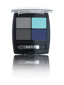 Isadora - Eye Shadow Quartet -luomiväripaletti 5 g - null | Stockmann