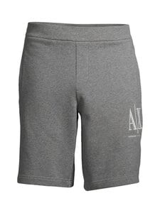 ARMANI EXCHANGE - Bermuda-collegeshortsit - 3930 BROS BC09 HTR GREY | Stockmann