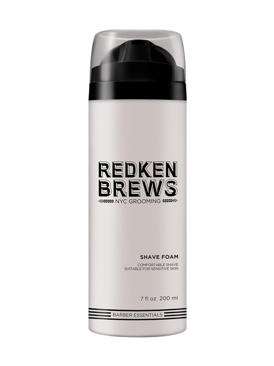 Redken - REDKEN BREWS Shave Foam -partavaahto 200 ml - NOCOL | Stockmann - photo 1