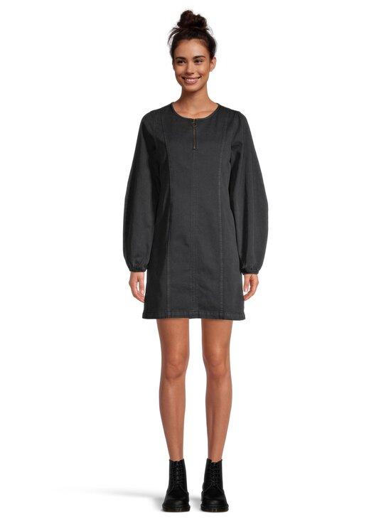 Noisy may - NmGaia LS Dress Volume Sleeves -mekko - BLACK | Stockmann - photo 2