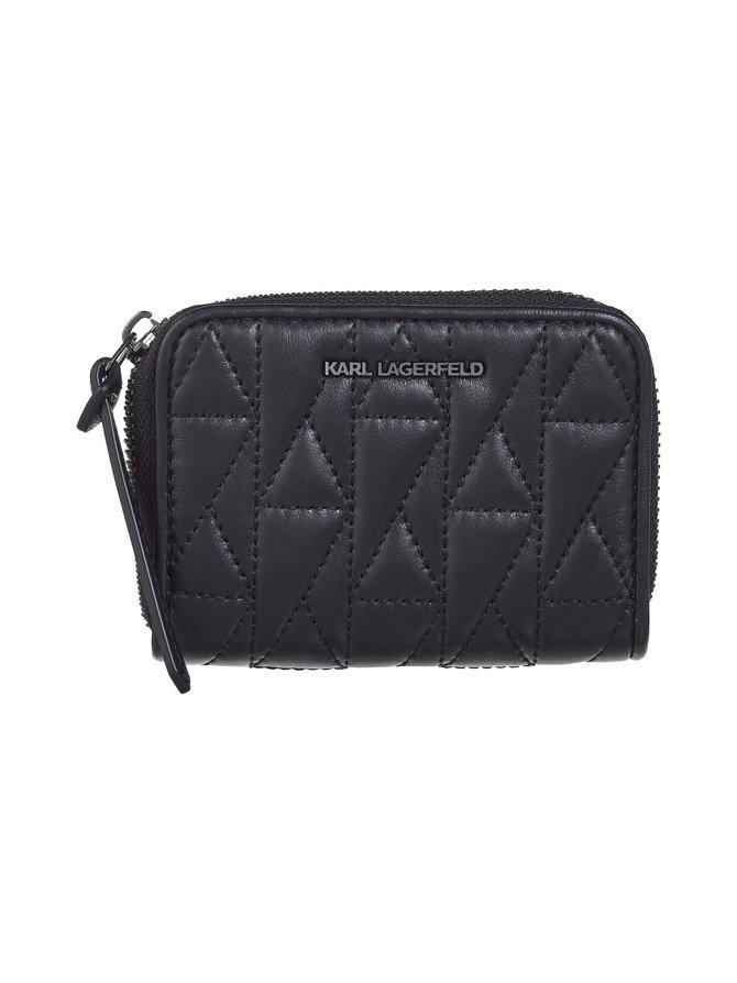 K/Studio Small Zip Wallet -nahkalompakko