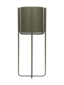 Blomus - Kena-kasviruukku jaloilla 55 cm - STEEL GRAY   Stockmann