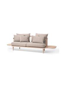&tradition - Fly SC3 -sohva - WHITE OILED OAK / GREIGE | Stockmann