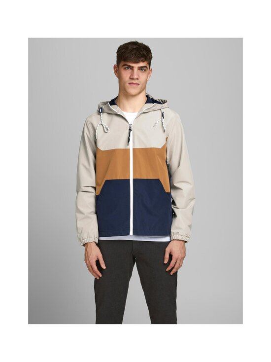Jack & Jones - JorLuke Jacket -takki - CROCKERY DETAIL:BLOCKING | Stockmann - photo 3