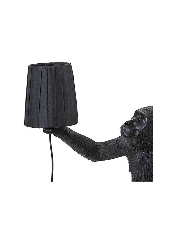 Seletti - Varjostin Monkey Lamp -valaisimeen - MUSTA   Stockmann - photo 2