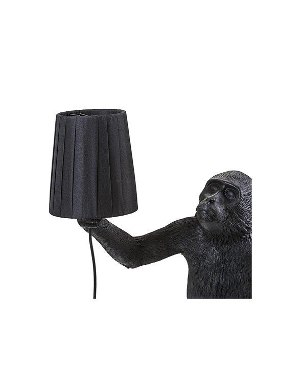 Seletti - Varjostin Monkey Lamp -valaisimeen - MUSTA   Stockmann - photo 3