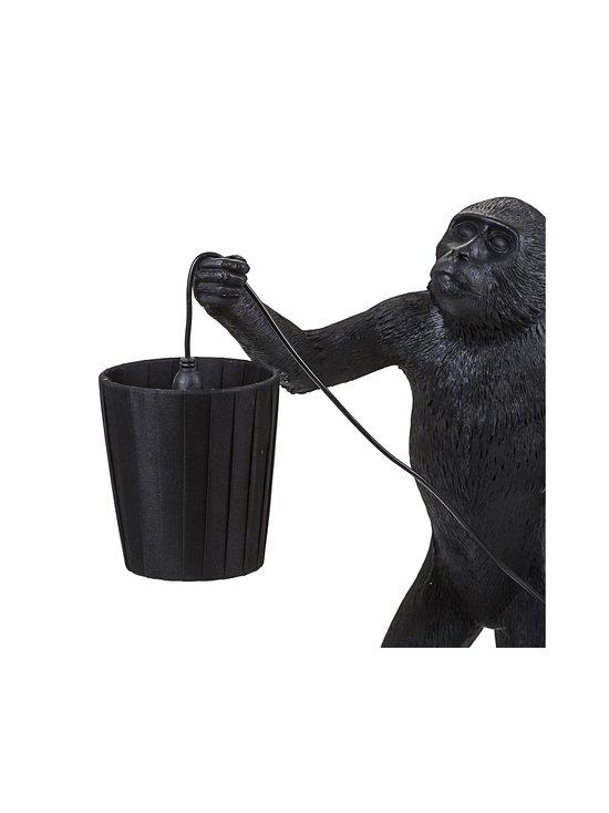 Seletti - Varjostin Monkey Lamp -valaisimeen - MUSTA   Stockmann - photo 5