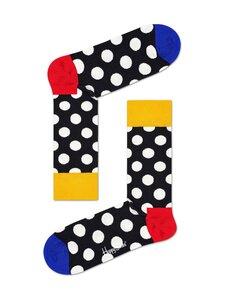 Happy Socks - Big Dot -sukat - 9300 BLACK | Stockmann