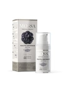 Mossa - Restoring Eye Cream -silmänympärysvoide 15 ml | Stockmann
