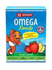 Bioteekki - Omega Family -ravintolisä 54 kpl/93 g | Stockmann