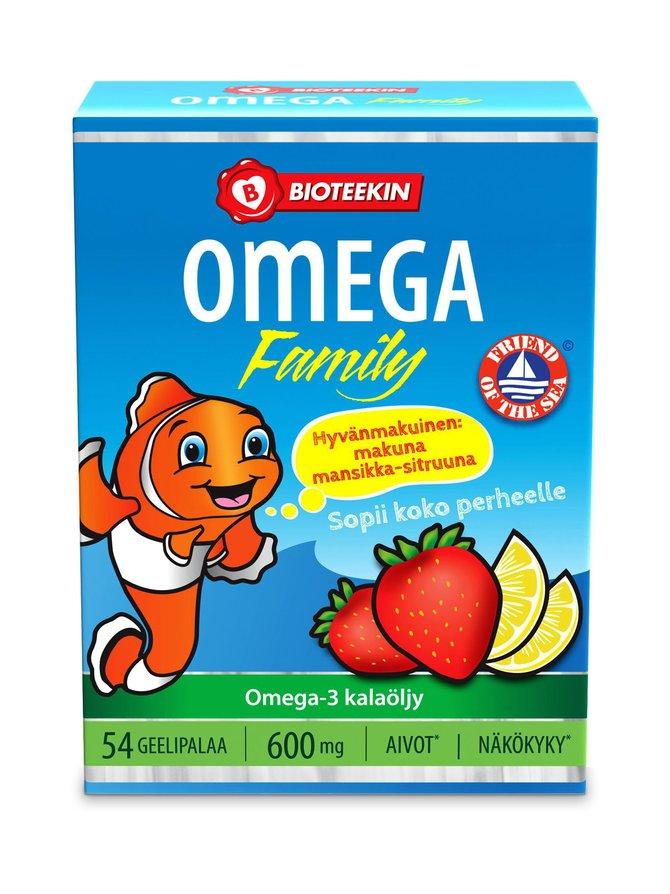 Omega Family 54 kpl/93 g