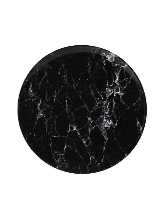 Villeroy & Boch - Marmory-lautanen 27 cm - BLACK | Stockmann - photo 1