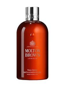 Molton Brown - Neon Amber Bath & Shower Gel 300 ml | Stockmann
