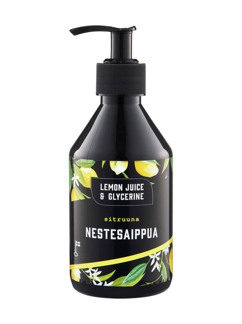 Sitruuna nestesaippua 275 ml