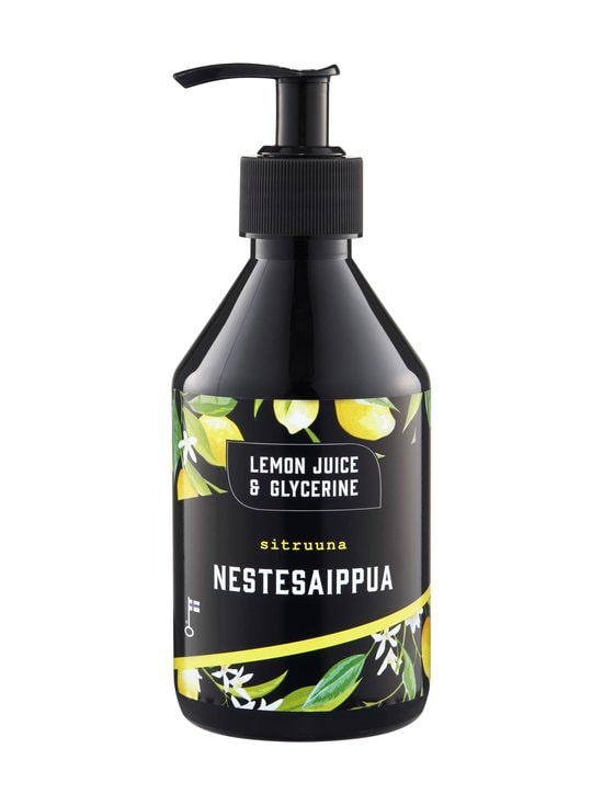 Lemon Juice & Glycerine - Sitruuna nestesaippua 275 ml - null | Stockmann - photo 1