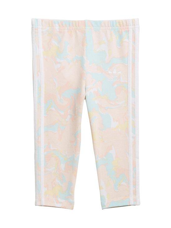 adidas Originals - TEE DRESS SET -legginsit ja T-paita - WHITE | Stockmann - photo 4