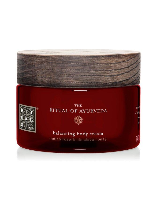 The Ritual of Ayurveda Body Cream -vartalovoide 220 ml