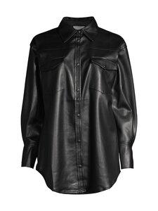 Neo Noir - Leonora Faux -pusero - 100 BLACK | Stockmann