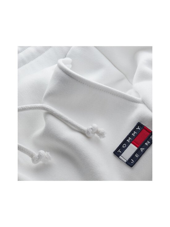 Tommy Jeans - TJW Relaxed HRS Badge Sweatpant -collegehousut - YBR WHITE | Stockmann - photo 3