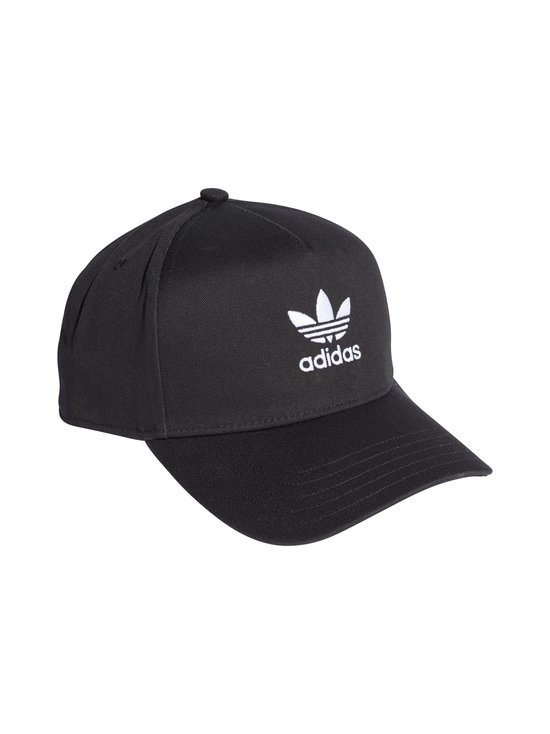 adidas Originals - Adicolor Trucker -lippalakki - BLACK | Stockmann - photo 2