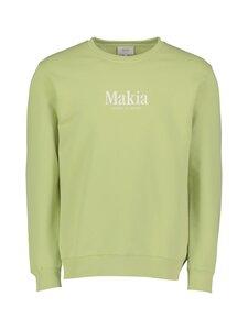 Makia - Strait-collegepaita - 715 GREEN LIGHT | Stockmann