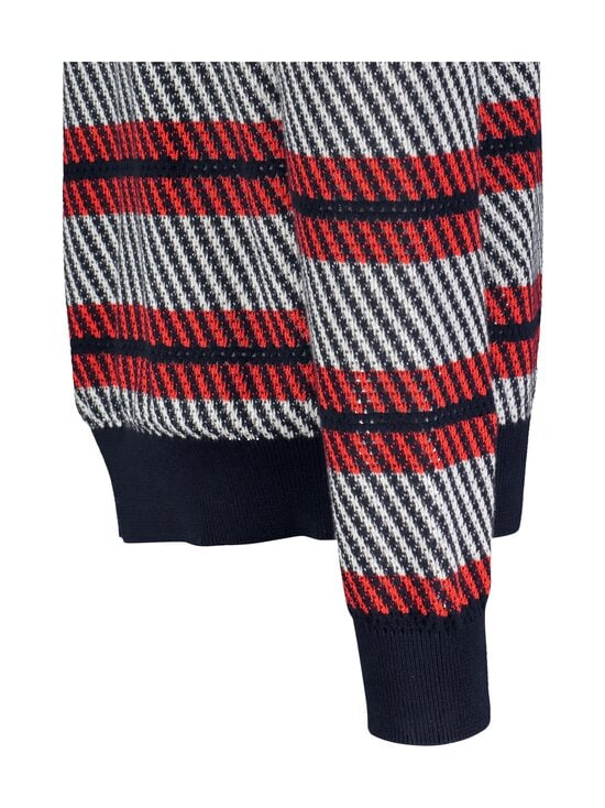 Paul Smith - Crew Neck Sweater -puuvillaneule - 25 RED | Stockmann - photo 3