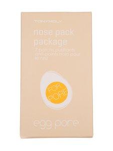 TONYMOLY - Egg Pore Nose Pack Package -ihohuokosten puhdistuslaput 7 kpl | Stockmann