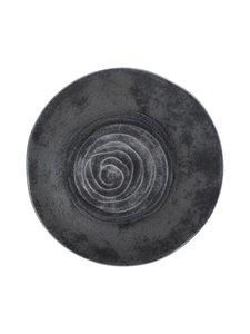 Pentik - Kivi-lautanen 21 cm - TUMMANHARMAA | Stockmann