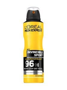 L'ORÉAL MEN EXPERT - Invincible Sport Spray -antiperspirantti 150 ml | Stockmann