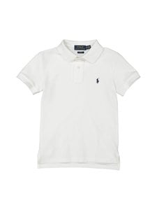 Polo Ralph Lauren - Custom Fit -pikeepaita - WHITE | Stockmann