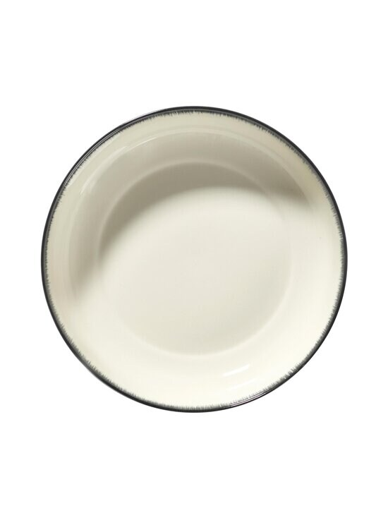 Serax - Dé Tableware by Ann Demeulemeester -kulho 18,5 cm - OFF-WHITE/BLACK | Stockmann - photo 2