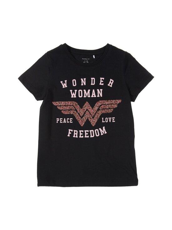 Name It - NkfWonderwoman-paita - BLACK | Stockmann - photo 1