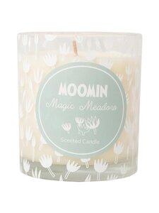 Moomin - Magic Meadow -tuoksukynttilä 8 x 9 cm - TURQUOISE | Stockmann