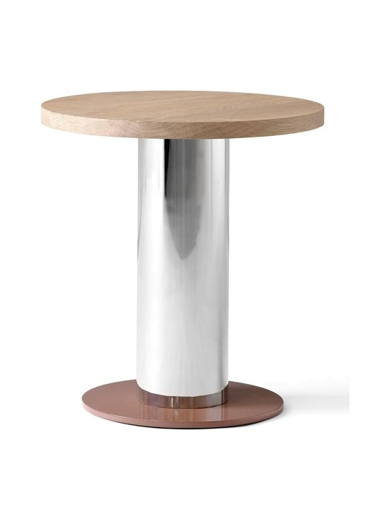 &tradition - Mezcla JH19 -sivupöytä - OAK / CHROME / CLAY | Stockmann - photo 1