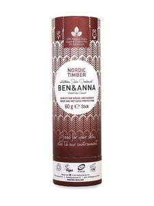 Ben & Anna - Deodorant Stick Nordic Timber Papertube -deodorantti 60 g - null | Stockmann
