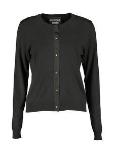 Boutique Moschino - Neuletakki - 555 BLACK | Stockmann