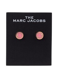Marc Jacobs - The Medallion Studs -korvakorut - 650 PINK   Stockmann