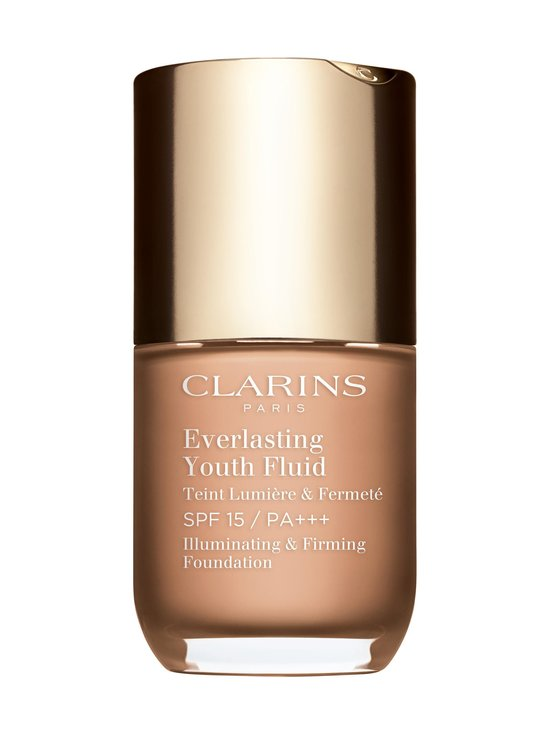 Clarins - Everlasting Youth Fluid SPF 15 -meikkivoide 30 ml - 109 WHEAT | Stockmann - photo 1
