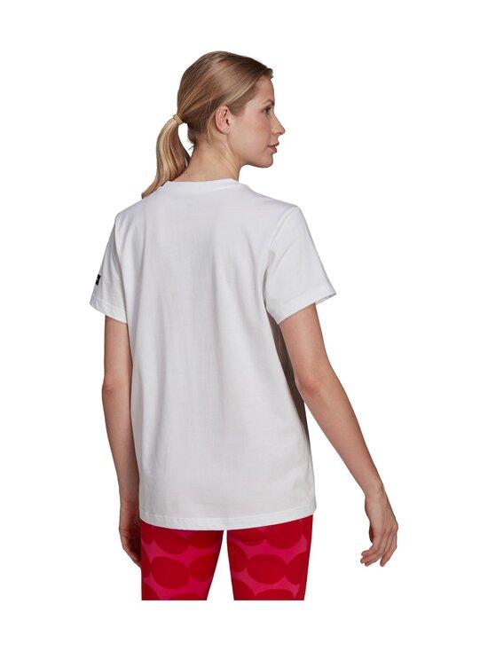 adidas x Marimekko - GFX 3-paita - WHITE | Stockmann - photo 4