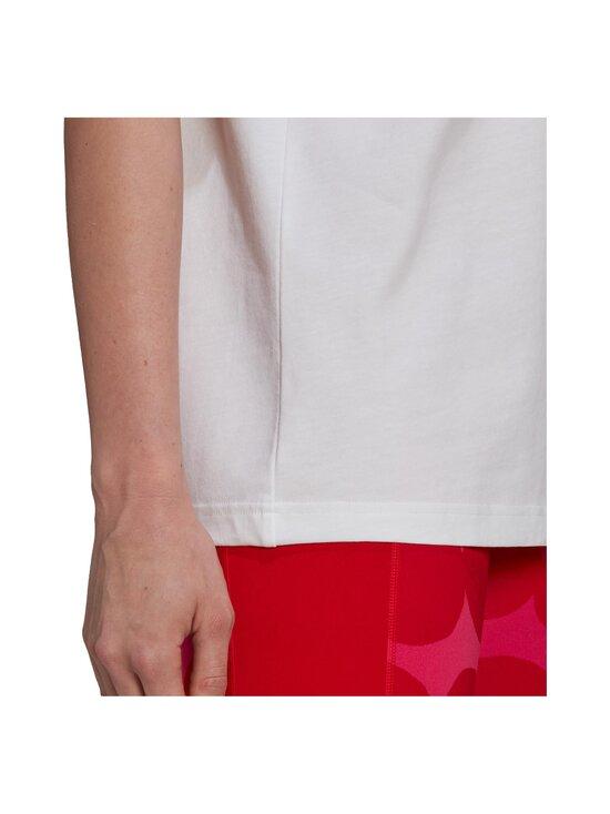 adidas x Marimekko - GFX 3-paita - WHITE | Stockmann - photo 8